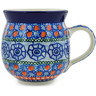 12 oz Stoneware Bubble Mug - Polmedia Polish Pottery H6827J