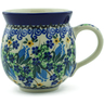 12 oz Stoneware Bubble Mug - Polmedia Polish Pottery H6847B