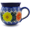 12 oz Stoneware Bubble Mug - Polmedia Polish Pottery H6848B