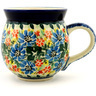 12 oz Stoneware Bubble Mug - Polmedia Polish Pottery H6850B