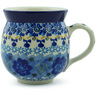 12 oz Stoneware Bubble Mug - Polmedia Polish Pottery H6851B