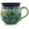 12 oz Stoneware Bubble Mug - Polmedia Polish Pottery H6891B