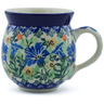 12 oz Stoneware Bubble Mug - Polmedia Polish Pottery H6894B