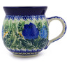 12 oz Stoneware Bubble Mug - Polmedia Polish Pottery H6902B