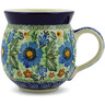 12 oz Stoneware Bubble Mug - Polmedia Polish Pottery H6904B