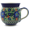 12 oz Stoneware Bubble Mug - Polmedia Polish Pottery H6964B
