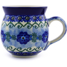 12 oz Stoneware Bubble Mug - Polmedia Polish Pottery H7009B