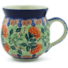 12 oz Stoneware Bubble Mug - Polmedia Polish Pottery H7081B