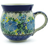 12 oz Stoneware Bubble Mug - Polmedia Polish Pottery H7083B