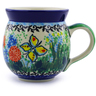 12 oz Stoneware Bubble Mug - Polmedia Polish Pottery H7086B
