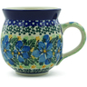 12 oz Stoneware Bubble Mug - Polmedia Polish Pottery H7087B