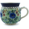 12 oz Stoneware Bubble Mug - Polmedia Polish Pottery H7088B