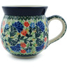 12 oz Stoneware Bubble Mug - Polmedia Polish Pottery H7095B