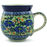 12 oz Stoneware Bubble Mug - Polmedia Polish Pottery H7096B