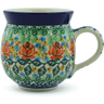 12 oz Stoneware Bubble Mug - Polmedia Polish Pottery H7097B