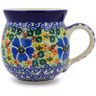 12 oz Stoneware Bubble Mug - Polmedia Polish Pottery H7098B