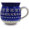 12 oz Stoneware Bubble Mug - Polmedia Polish Pottery H7287B