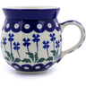 12 oz Stoneware Bubble Mug - Polmedia Polish Pottery H7288B