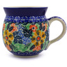 12 oz Stoneware Bubble Mug - Polmedia Polish Pottery H7369B