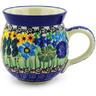 12 oz Stoneware Bubble Mug - Polmedia Polish Pottery H7527E