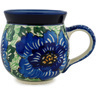 12 oz Stoneware Bubble Mug - Polmedia Polish Pottery H7667C
