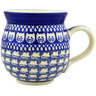 12 oz Stoneware Bubble Mug - Polmedia Polish Pottery H7794G