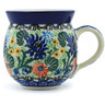 12 oz Stoneware Bubble Mug - Polmedia Polish Pottery H7907G