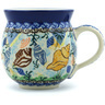 12 oz Stoneware Bubble Mug - Polmedia Polish Pottery H8072G