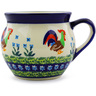 12 oz Stoneware Bubble Mug - Polmedia Polish Pottery H8168I