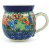 12 oz Stoneware Bubble Mug - Polmedia Polish Pottery H8275G