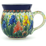 12 oz Stoneware Bubble Mug - Polmedia Polish Pottery H8277G