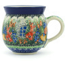 12 oz Stoneware Bubble Mug - Polmedia Polish Pottery H8279G