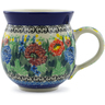 12 oz Stoneware Bubble Mug - Polmedia Polish Pottery H8332D