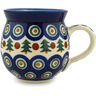 12 oz Stoneware Bubble Mug - Polmedia Polish Pottery H8682C