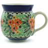 12 oz Stoneware Bubble Mug - Polmedia Polish Pottery H8687A