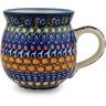12 oz Stoneware Bubble Mug - Polmedia Polish Pottery H8698C