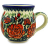 12 oz Stoneware Bubble Mug - Polmedia Polish Pottery H8711C