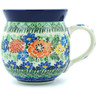 12 oz Stoneware Bubble Mug - Polmedia Polish Pottery H8766H