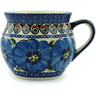 12 oz Stoneware Bubble Mug - Polmedia Polish Pottery H8862B