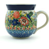 12 oz Stoneware Bubble Mug - Polmedia Polish Pottery H8999H