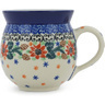 12 oz Stoneware Bubble Mug - Polmedia Polish Pottery H9147G