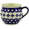 12 oz Stoneware Bubble Mug - Polmedia Polish Pottery H9156D