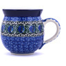 12 oz Stoneware Bubble Mug - Polmedia Polish Pottery H9187G
