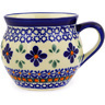 12 oz Stoneware Bubble Mug - Polmedia Polish Pottery H9317D