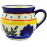 12 oz Stoneware Bubble Mug - Polmedia Polish Pottery H9333D