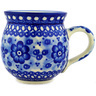 12 oz Stoneware Bubble Mug - Polmedia Polish Pottery H9340C
