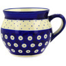 12 oz Stoneware Bubble Mug - Polmedia Polish Pottery H9497D