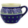 12 oz Stoneware Bubble Mug - Polmedia Polish Pottery H9636D