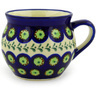 12 oz Stoneware Bubble Mug - Polmedia Polish Pottery H9641D