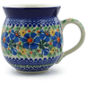 12 oz Stoneware Bubble Mug - Polmedia Polish Pottery H9647A